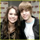 Justin Bieber and Jasmine Villegas: