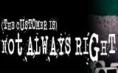 NotAlwaysRight.com