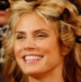 Heidi Klum Surprises All During Victoria Secret Fashion Show