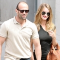Jason Statham and Rosie Huntington-Whiteley are moving together
