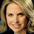 Katie Couric Delivers Speech at Princeton University