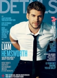 Liam Hemsworth Interviewed By Details- Talks About Love, Food and Interests