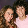 Nick Jonas and Miley Cyrus Reunited