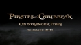 Official Synopsis for 'Pirates of the Caribbean 4 '