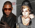 Usher wants to work with Amy Winehouse