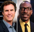 Will Ferrell and Eddie Murphy are among overpaid actors