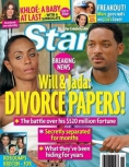 Will and Jada Pinkett Smith- One Step Away from Divorce