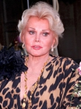 Zsa Zsa Gabor right leg was amputated
