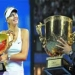 Novak Djokovic and Maria Sharapova won China Open