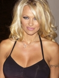 Pamela Anderson's problem with mom