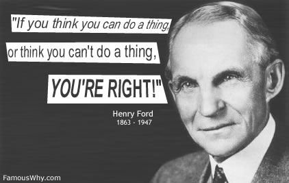 Henry Ford Quotes On Success Quotesgram