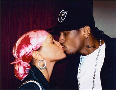 allen iverson and tawanna turner relationship