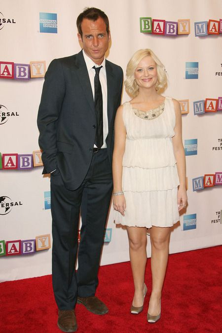 amy poehler and will arnett picture