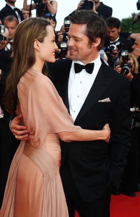 angelina jolie and brad pitt picture1