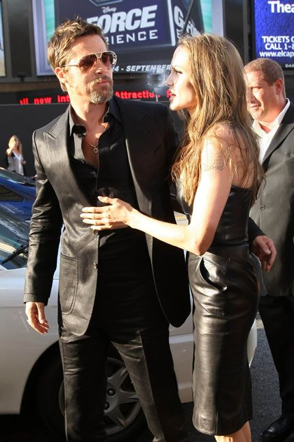 angelina jolie and brad pitt picture4