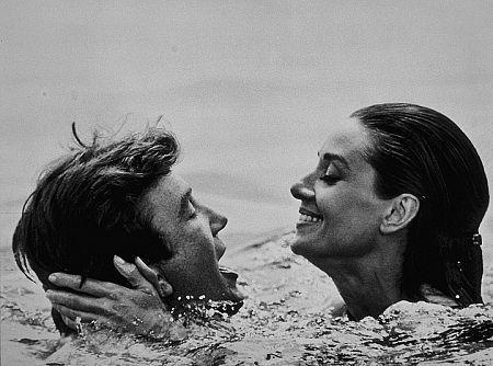 Audrey Hepburn And Albert Finney Pic