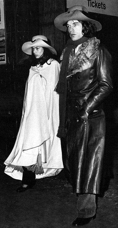 bianca jagger and mick jagger picture3