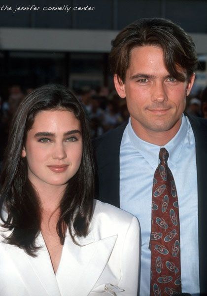 Billy Campbell And Jennifer Connelly Img