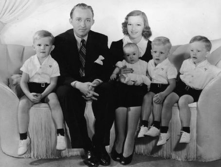 Bing crosby and dixie lee pic