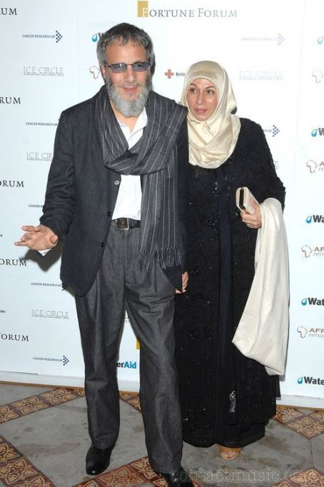 Cat Stevens And Wife