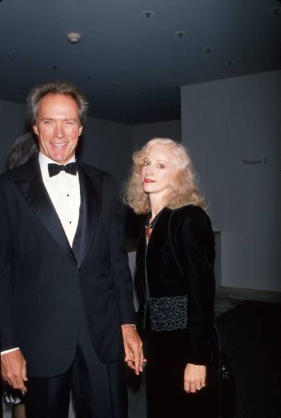 clint eastwood and sondra locke image