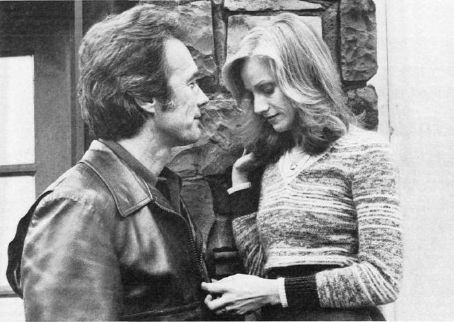 clint eastwood and sondra locke photo
