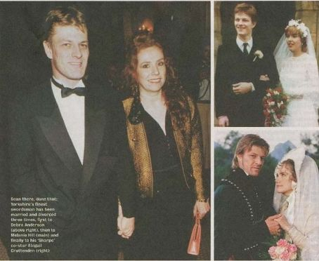 debra james and sean bean picture