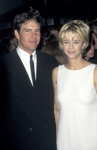Dennis Quaid And Meg Ryan Photo1
