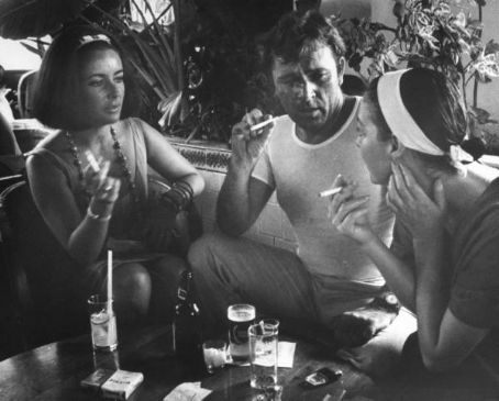 elizabeth taylor and richard burton pic1