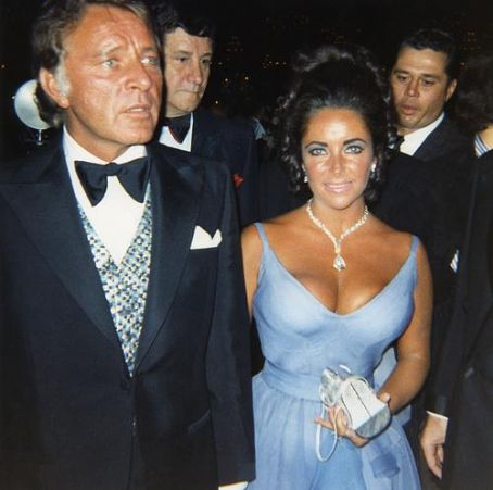 elizabeth taylor and richard burton picture