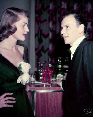 frank sinatra and lauren bacall picture