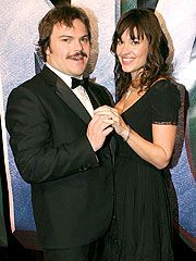 jack black and tanya haden picture