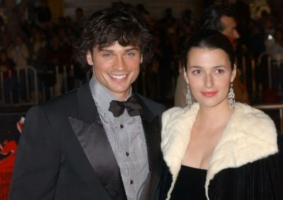 Jamie White And Tom Welling Picture