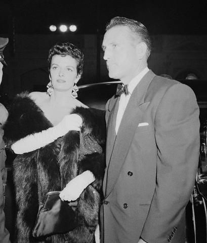 jane russell and bob waterfield picture1