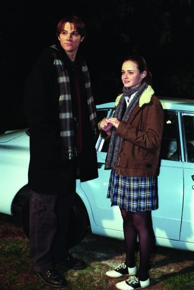jared padalecki and alexis bledel photo