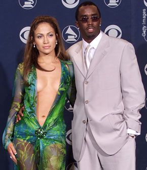 Jennifer Lopez  Puff Daddy on Title  Jennifer Lopez And Puff Daddy Photo