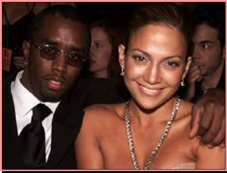 Jennifer Lopez  Puff Daddy on Title  Jennifer Lopez And Puff Daddy Picture1  Description