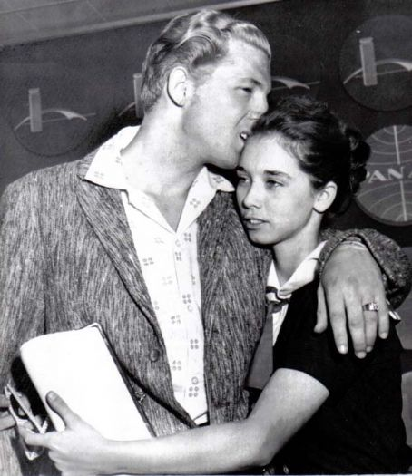 Jerry Lee Lewis and Myra