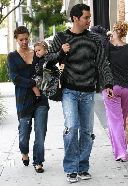 jessica alba and cash warren picture1