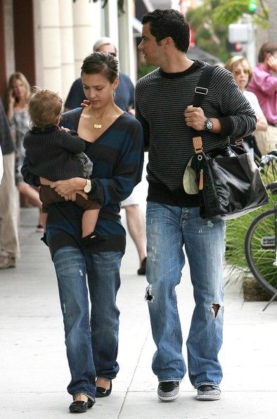 jessica alba and cash warren picture2