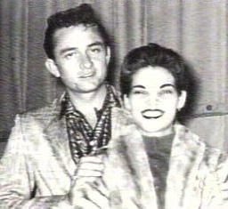 Johnny Cash's First Wife http://people.famouswhy.com/johnny_cash_and_vivian_liberto/johnny_cash_and_vivian_liberto_img-p19874.html