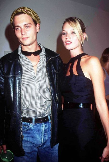 kate moss johnny depp. wallpaper Johnny Depp and Kate