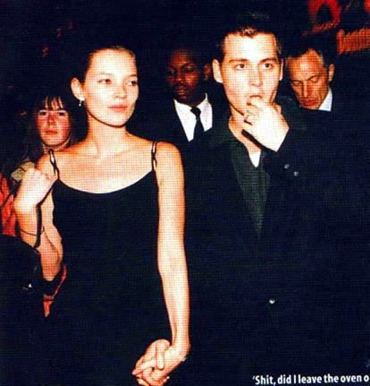 johnny depp and kate moss picture
