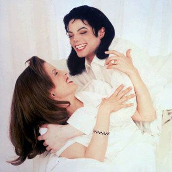 lisa marie presley and michael jackson picture2