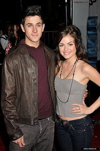 Lucy Hale And David Henrie Picture3 Lucy Hale And David Henrie 2017