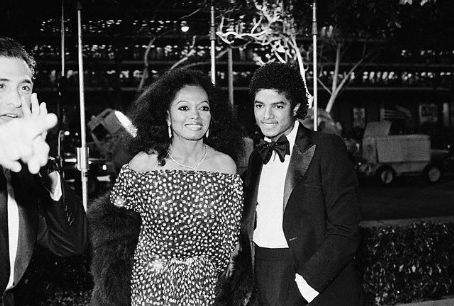 michael jackson and diana ross picture