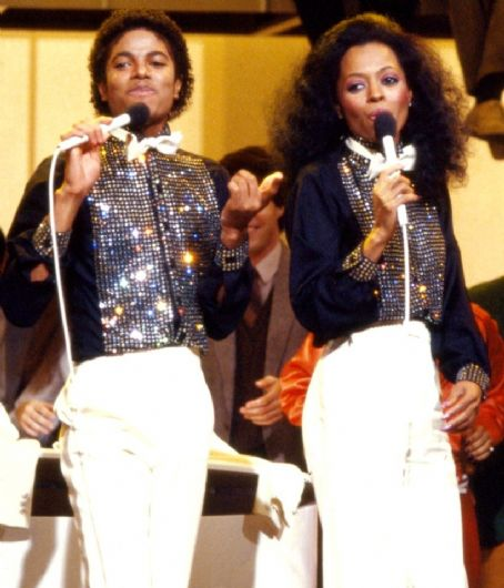michael jackson and diana ross picture2