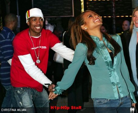 Nick Cannon And Christina Milian Image
