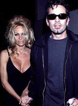 pamela anderson and tommy lee picture1