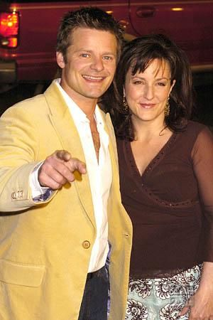 Robyn Peterman And Steve Zahn Picture